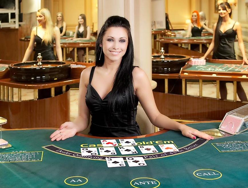 Live Poker   CasinoService
