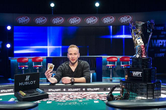 James Romero wins $1,938,118 playing poker
