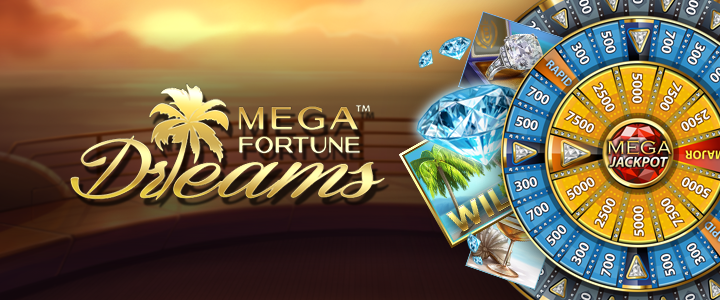 Mega Fortune Dreams Jackpot to hit €3 million